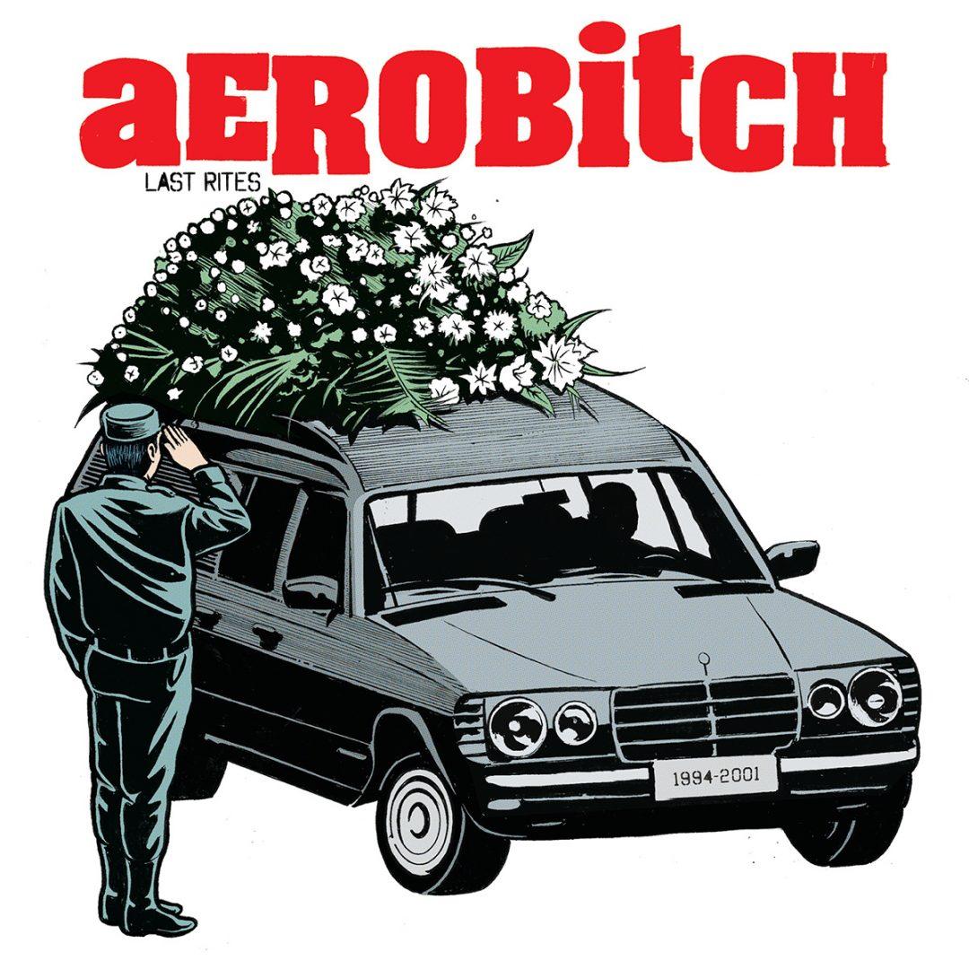 Aerobitch - Last Rites (Folc Records, 2021)