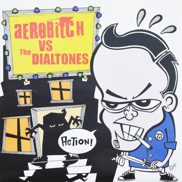 Aerobitch vs. The Dialtones - Action!
