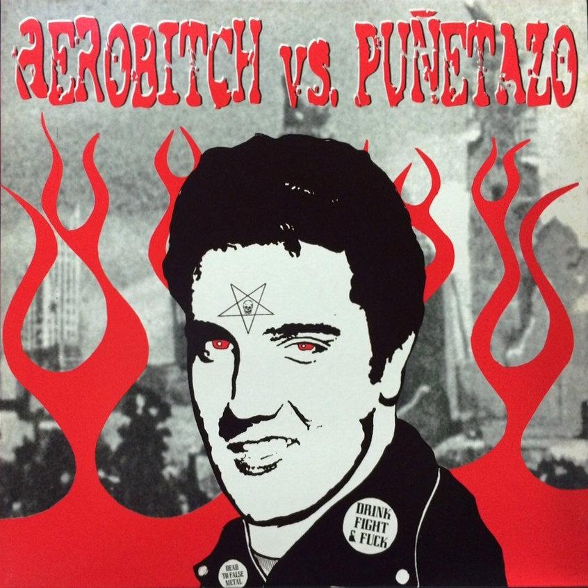 Aerobitch vs. Puñetazo - 13 Steps To Hell