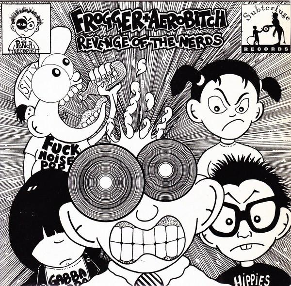 Aerobitch - Frogger - Revenge of the nerds